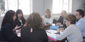 Reunión del PP con Alerguada