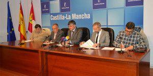 Rueda de prensa valoración Jurado Arbitral Cuenca