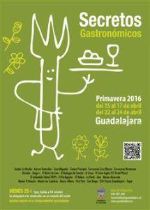Secretos Gastronómicos de Primavera