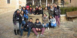 sigueenza acoge el ii encuentro de centros jovenes de guadalajara