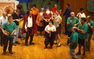 Teatro musical Te harto a reír Cuenca