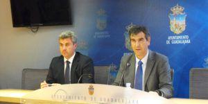 Alfonso Esteban y Antonio Román