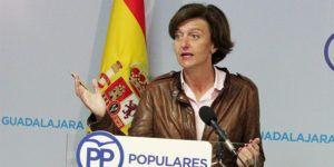 Ana Gonzalez, senadora del PP por Guadalajara hoy en rdp  020516