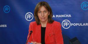 Ana Guarinos en rueda de prensa, 110516