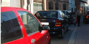 calle Soledad, difícil movilidad0
