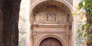 El Convento de la Piedad de Guadalajara es uno de los tres más visitados.