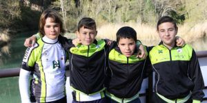 cuenca vence en el campeonato abierto clm de jovenes promesas ix trofeo piragueismo diputacion de cuenca | Liberal de Castilla