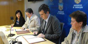 el ayuntamiento de guadalajara conmemora el centenario del fallecimiento de la duquesa de sevillano | Liberal de Castilla