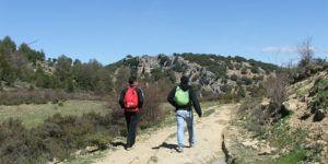 el campus diputacion de cuenca senderismo 2016 llega hasta la zona de el tobar | Liberal de Castilla