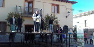 Foto Diputacion - Mayos en Gargoles de Arriba 3.05.16