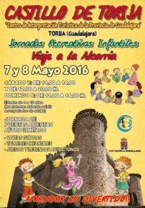 Jornada Infantil Castillo de Torija 2016
