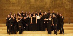 El grupo vocal Kromática.