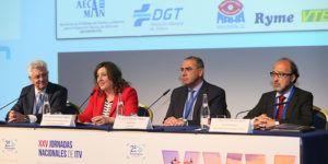 La consejera de Economía, Empresas y Empleo, Patricia Franco, inaugura el 25º Congreso Nacional de ITVs