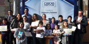 LIBREROS Entrega premios Concurso Literario