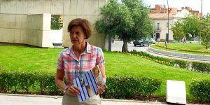 Ana Gonzalez coordinadora de campaña del PP de  Guadalajara