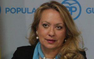 Aure Hormaechea, portavoz PP Azuqueca.