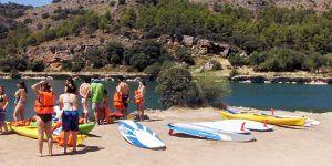 Castilla-La Mancha cuenta con 35 zonas de baño autorizadas donde disfrutar de la naturaleza