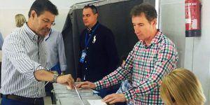 - Catalá votando