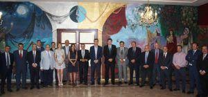 Consejo Rector y alcalde Guadalajara web