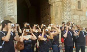 El Viaje a la Alcarria ha parado en el Palacio del Infantado