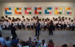 Fin de curso de la Escuela de Música de Cuenca.