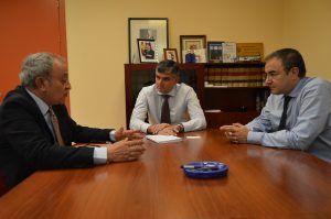 Foto reunión Huete Futuro