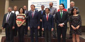 Martínez Guijarro asiste al Foro de Regiones con Desafíos Demográficos