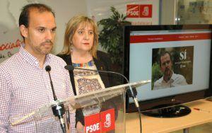 pablo bellido y riansares serrano presentando web unsiporguadalajara es | Liberal de Castilla