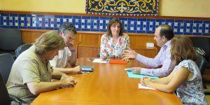 Reunión con CCOO Ciudad Real
