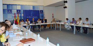 Última reunión Eje 1 Promoción Económica