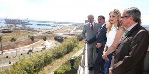 Visita al Puerto de Sines (Portugal)