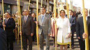 Procesión Guadalajara.