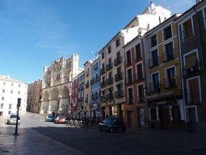 Casco Antiguo Cuenca.