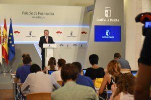 Felpeto.El Gobierno de Castilla-La Mancha incorpora 410 docentes más el próximo curso escolar