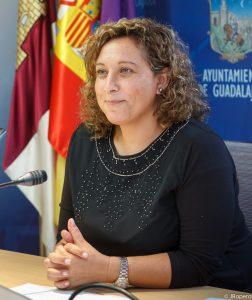 Presentación del programa de Ayudas a las familias, Verónica Renales