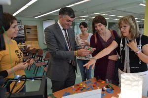 """La readmisión de interinos por parte de la Junta permite ampliar actividades y recuperar servicios en la Biblioteca """"Fermín Caballero"""""""
