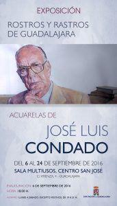 EXPOSICIÓN JOSE LUIS CONDADO