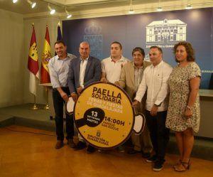 Foto Diputacion 1 - Paella Solidaria