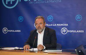 Jesús Labrador en rueda de prensa 160916   Liberal de Castilla