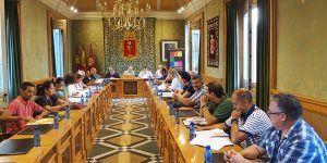 Junta Local de Protección Civil de Cuenca.