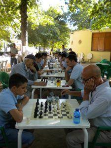 partidas simultaneas en La Alameda