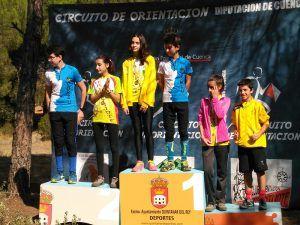 Campeonato Provincial de Orientación Cuenca 2016