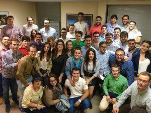 Comité Ejecutivo Provincial de NNGG Toledo