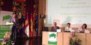 Antonio Román, Día de la Mujer Rural