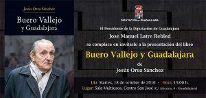 INVITACION LIBRO BUERO VALLEJO