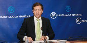 Velázquez en rueda de prensa 071016 | Liberal de Castilla