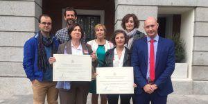 """El  CRA """"Los Sauces"""" de Cañamares, galardonado con el Premio Vicente Ferrer de educación para el desarrollo"""