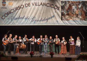 """Convocado el XXVI Concurso de Villancicos """"Ciudad de Guadalajara"""""""