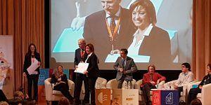 El Ayuntamiento de Guadalajara recoge en Santander la renovación de su sello de Ciudad Amiga de la Infancia