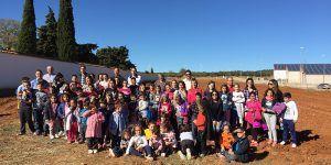 La Junta y el Ayuntamiento de Campillo de Altobuey organizan una  jornada de educación ambiental con el CRA Los Pinares